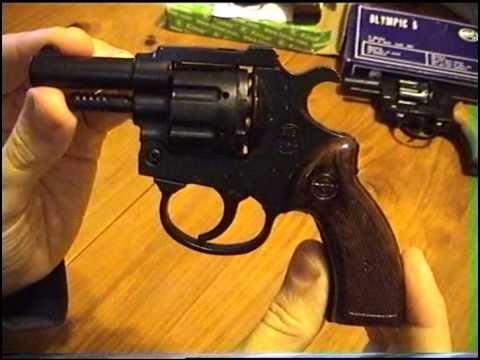 Revolver Bruni Olympic 6, Kimar 314, Umarex 343 calibro 6 mm  a salve