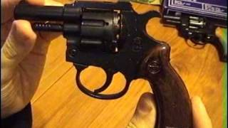 Revolver Bruni Olympic 6, Kimar 314, Umarex 343 calibro 6 mm. a salve