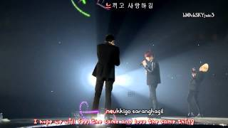 JYJ - Boy's Letter LIVE [hangul / roman / eng sub] MP3