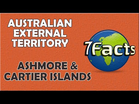 7 Facts about the Uninhabited Ashmore & Cartier Islands