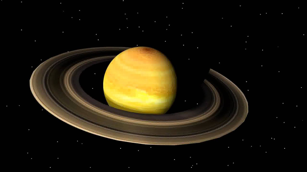 Saturn Animation Blender 3d Hd Youtube