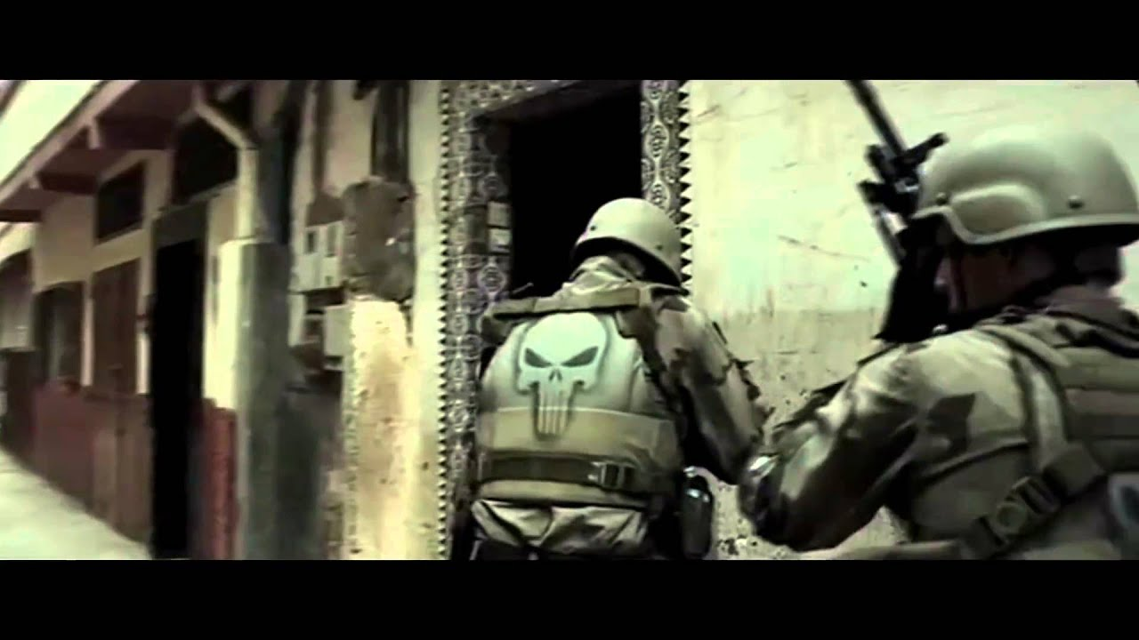 American Sniper Best Combat Scenes