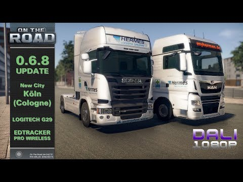 03bc1b4177a ON THE ROAD - Truck Simulator | 0.6.8 Update | New City Köln (Cologne) -  Jimmy Dali :: Let's Play Index