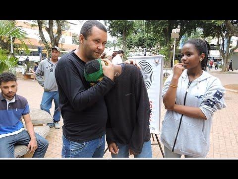 Street Hypnosis Paraíba do Sul/RJ - Parte 1