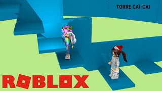 ROBLOX-JOGUEI COM A JULIA GAMER {JUJUBACRAFT234}-Tower of Hell