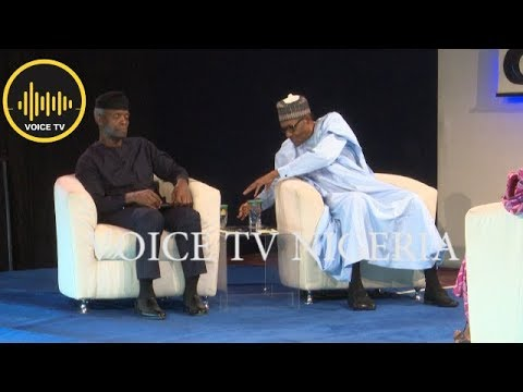 Breaking: Hot Questions Put Buhari, Osinbajo In A Tight Corner