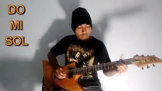Gambar cover Do Mi Sol - Rhoma Irama Guitar Cover