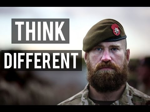 Think Different | Military Motivation