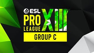 Full Broadcast: ESL Pro League Season 13 - Group C Day 14 - March 22, 2021