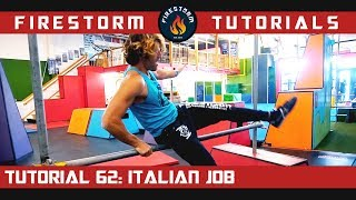 Tutorial Tuesday 62: How to Italian Job