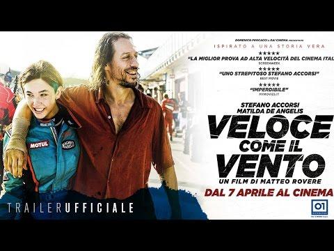 VELOCE COME IL VENTO (2016) di Matteo Rovere - Trailer ufficiale HD