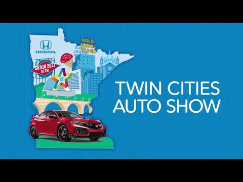 Twin City Honda >> Twin Cities Auto Show Headlines Red Letter Week For Greater Twin