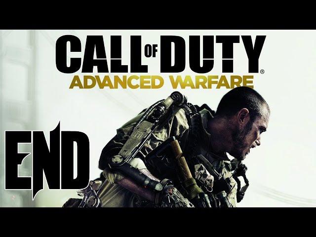 COD Advanced Warfare - Playthrough Ending [FR]