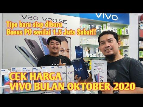 Daftar Harga Hp Vivo Terbaru 2020 Terlengkap Sekarang di Indonesia Cek Update Harga Hp Vivo Terbaru .