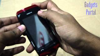 NEW! Nokia ASHA 305 Unboxing & Hands On REVIEW by Gadgets Portal(Visit http://facebook.com/GadgetsPortal for CAMERA SAMPLE PHOTOS & BUYING HELPS! Here is the UNBOXING & HANDS ON REVIEW of the all new Nokia ..., 2012-07-18T00:40:40.000Z)