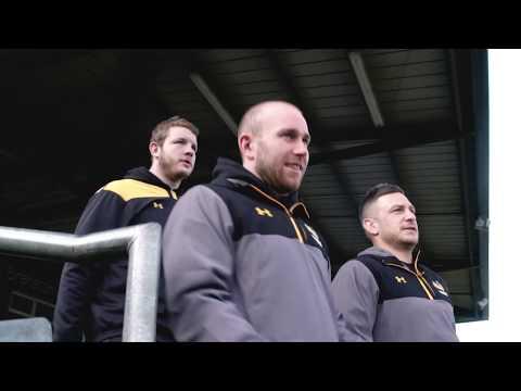 Premiership Rugby Skills Challenge - Wasps