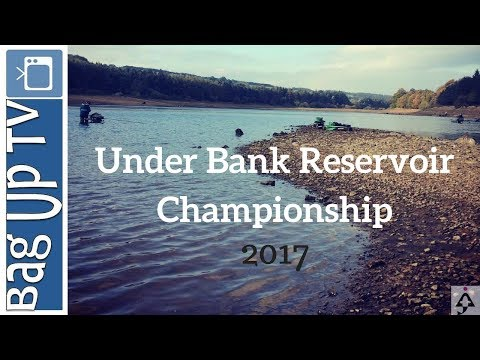 Underbank Reservoir Championship 2017 - Match Fishing - Baguptv - 15/10/2017