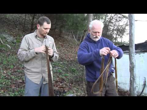 How to Make Cordage for Wilderness Survival Part 1