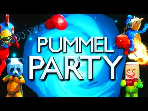 CRAZIER MARIO PARTY?! (Pummel Party)