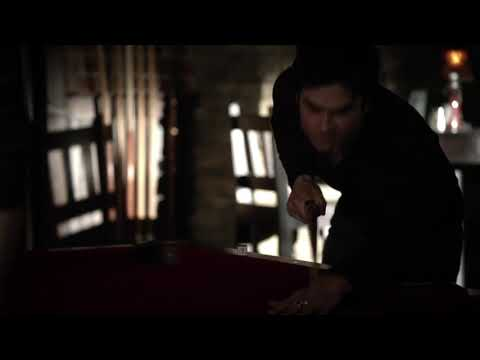 Damon Season 5 Logoless Scenes