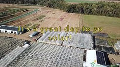 Selle Farms in Wrightstown, NJ Install Solar Panels with Green Power Energy.