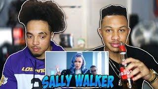 Iggy Azalea - Sally Walker (Official Music Video) Reaction Video