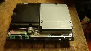 How to replace PS3 fat blu ray drive. Playstation 3 fat disc read error fix