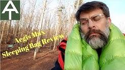 Aegis Max Sleeping Bag Review