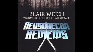 Deusdaecon Plays: Blair Witch Vol 3: The Elly Kedward Tale [PART2]