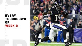 Every Touchdown from Week 9 | NFL 2019 Highlights