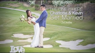 Charlotte & Kevin I Wedding Highlights Video I La Cala Golf Hotel