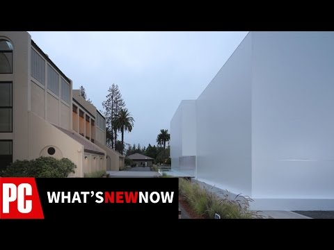 Apple's Mysterious White Building - What's New Now