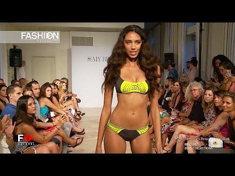 """""""RIP CURL""""  Miami Fashion Week Swimwear Spring Summer 2015 HD by Fashion Channel"""