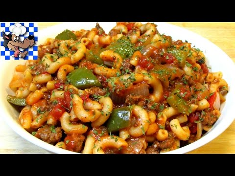 Goulash - How to make Goulash - Goulash Recipe