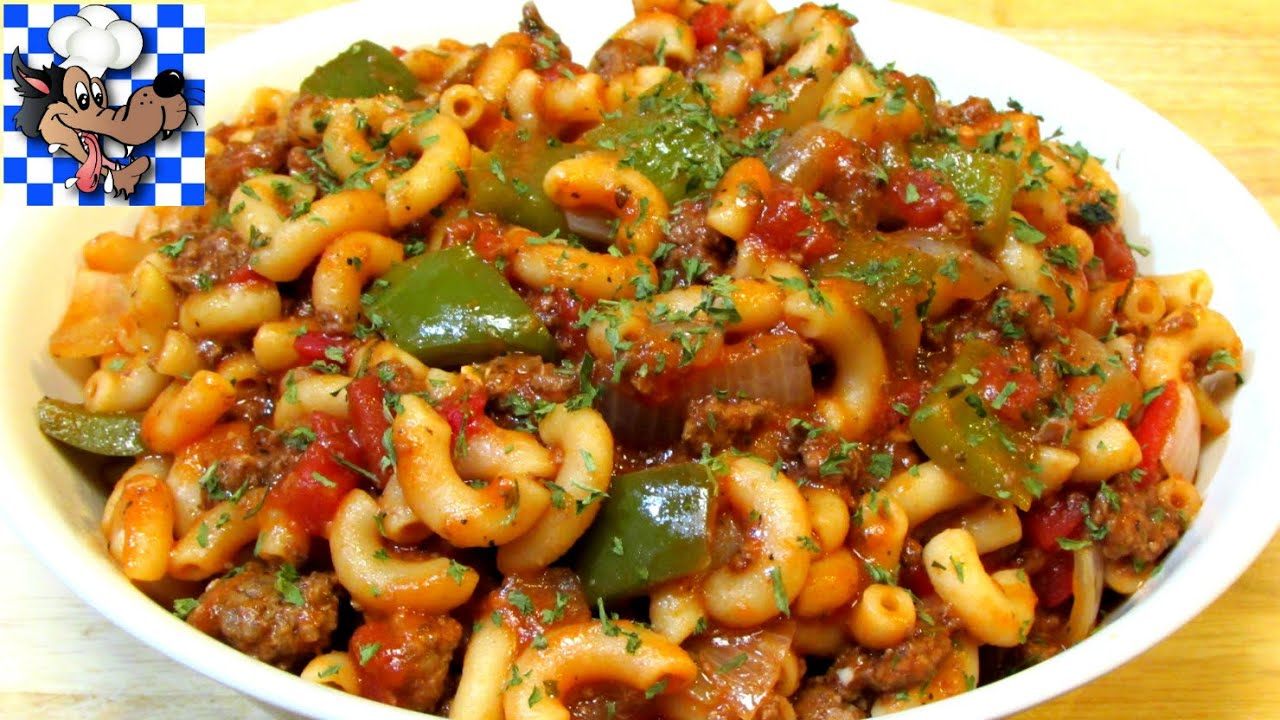 Goulash - How to make Goulash - Goulash Recipe - YouTube