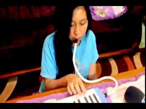 Pianika - Bidadari Tak Bersayap - Anji.  Cover By Farhana D