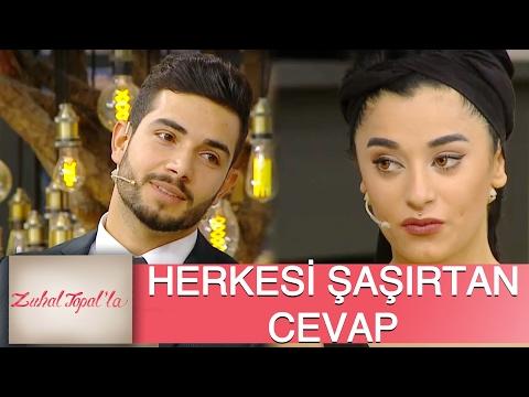 Zuhal Topal'la 116. Bölüm (HD) | Ali Güzeller Güzeli Seher'e Verdiği Cevapla Herkesi Şaşırttı!