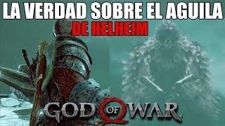 LA VERDAD SOBRE EL AGUILA EN HELHEIM | GOD OF WAR