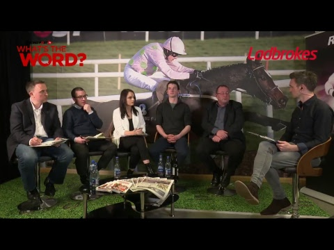 What's The Word? Cheltenham Live Preview