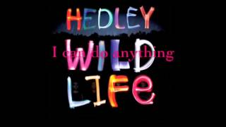 Anything Lyrics-Hedley (clean)