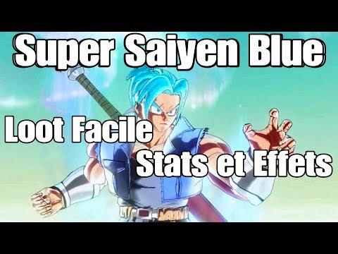 Xenoverse 2   Super Saiyen Blue   Le Débloquer Facilement +