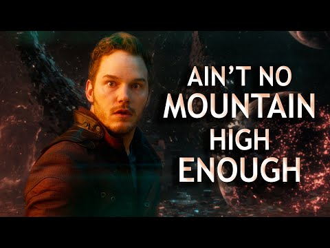 MCU - Ain't No Mountain High Enough (Marvel Cinematic Universe tribute)
