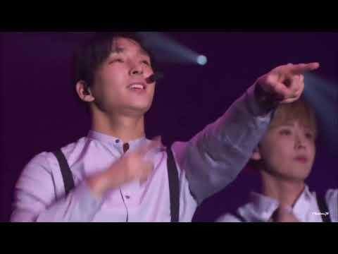 18.03.03 Fnc kingdom 2017 Ftisland Choi Jong Hoon