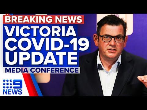Victoria records 766 new local COVID-19 cases and four deaths | Coronavirus | 9 News Australia