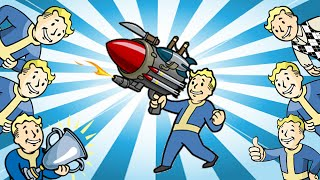 My First Legendary Weapon - Fallout 4 - | 8 | - (Difficulty: Very Hard)