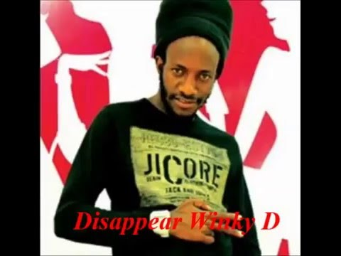 Download Disappear (official Catholic Version) : Winky D