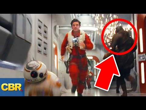 Thumbnail: 10 Star Wars 8 LAST JEDI Cameos You Would Love To See!