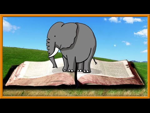 The Elephant in the Bible