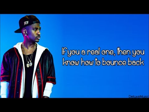 Big Sean - Bounce Back (lyrics)