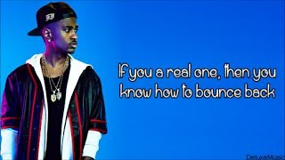 Big Sean - Bounce Back (lyrics)